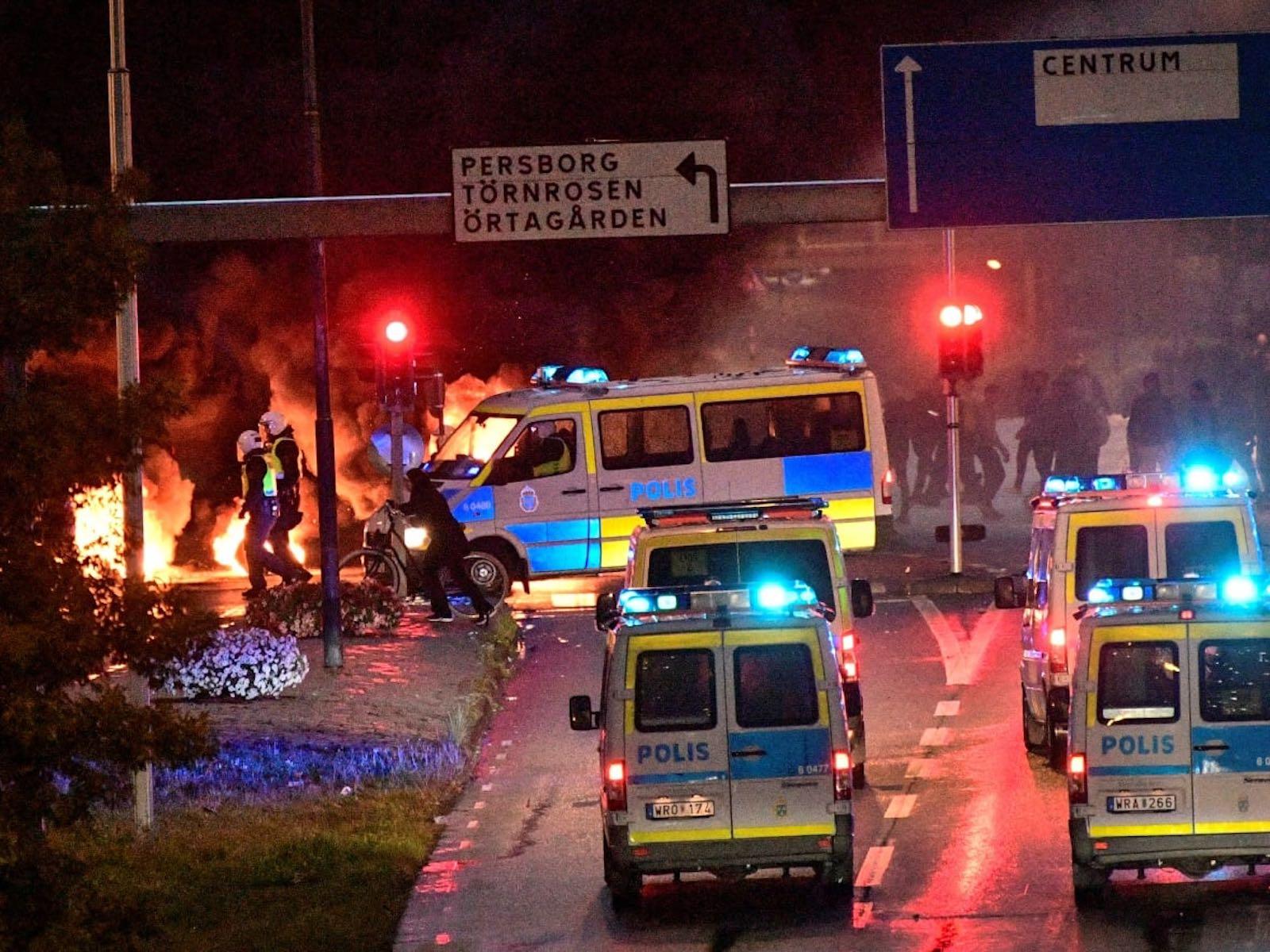 Crime malmo sweden Prison Works:
