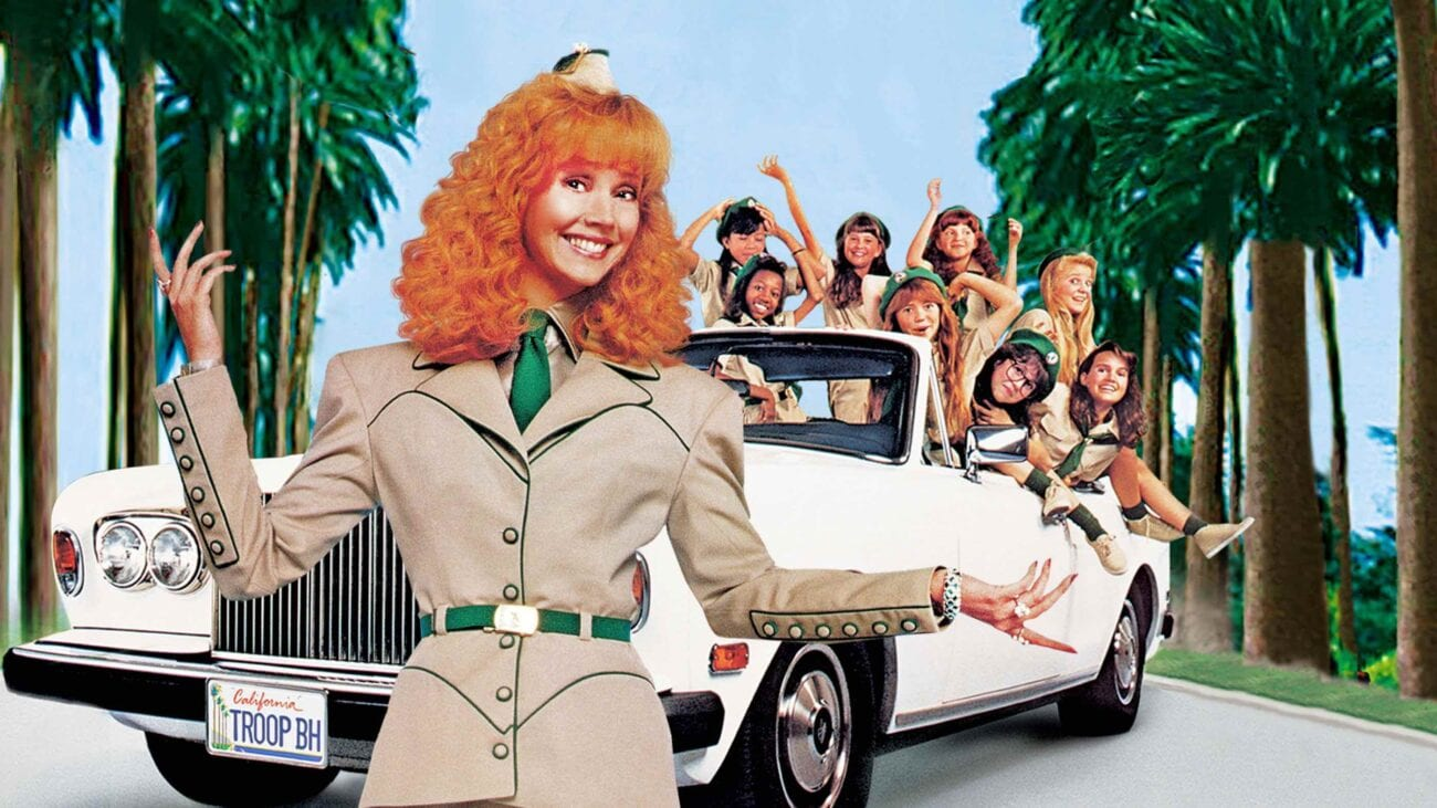 From glamping to wilderness games, the girls ruled in 'Troop Beverly Hills'. Here's everything to know about its upcoming sequel.