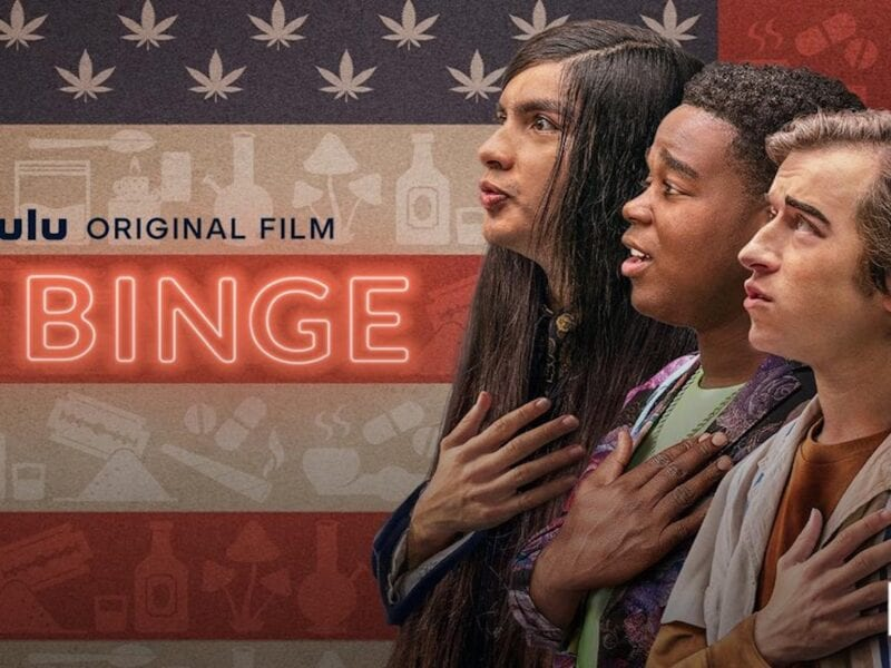 Is 'The Binge' worth your time? Check out our review about this teen movie parody of 'The Purge'.