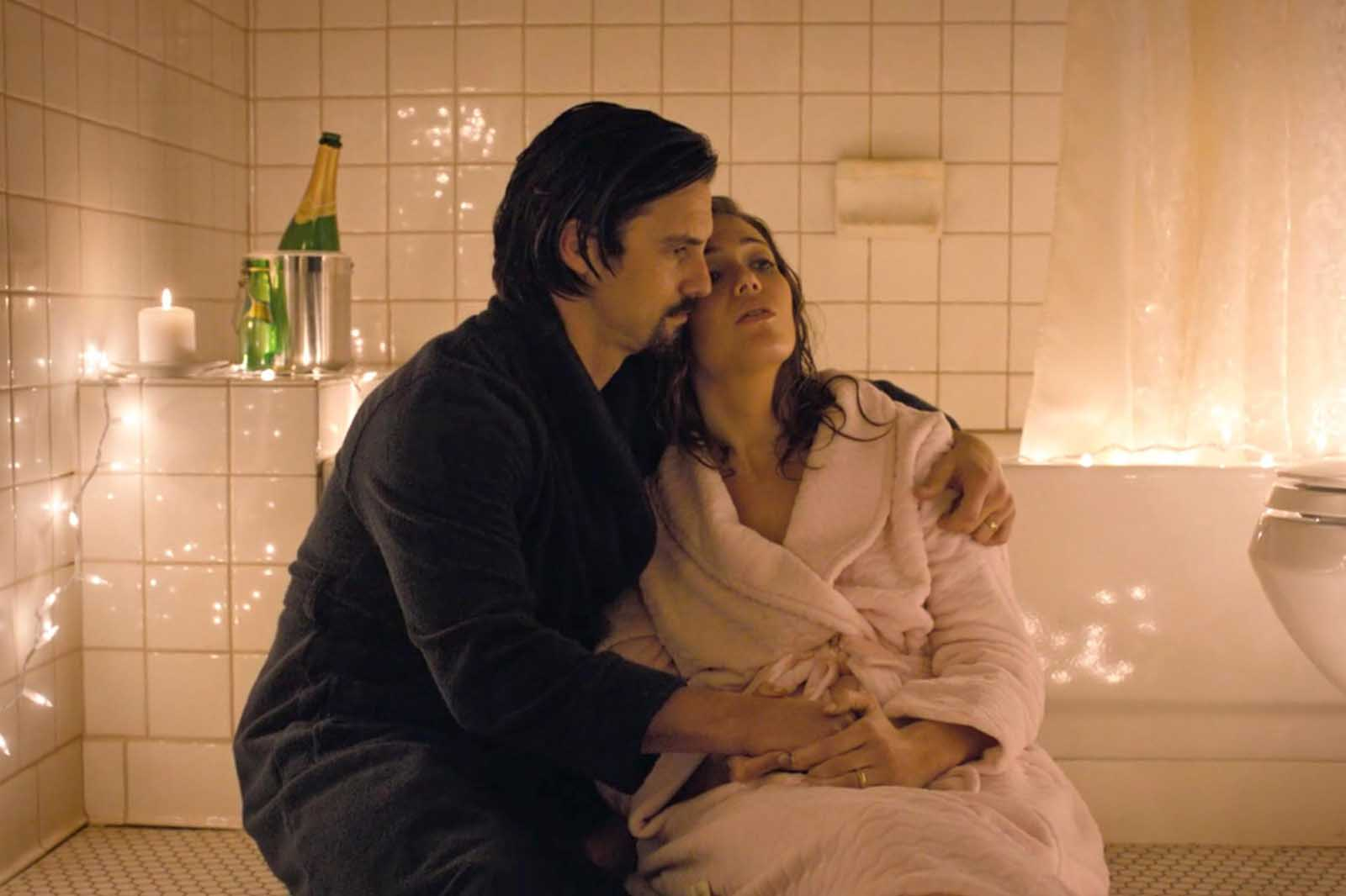 'This is Us' creator Dan Fogelman made a job about what celebrity sex scenes on TV look like now, but he unintentionally showed us what he's doing.