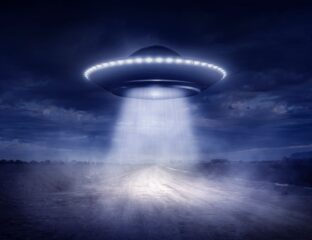 UFO sightings is usually a game one could play if they were looking at the sky. Check out what these alien hunters may have discovered.