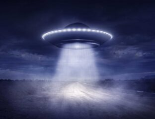 It's become apparent real UFOs are hopping the pond for a different perspective. Could wandering UFOs be invading the UK too?