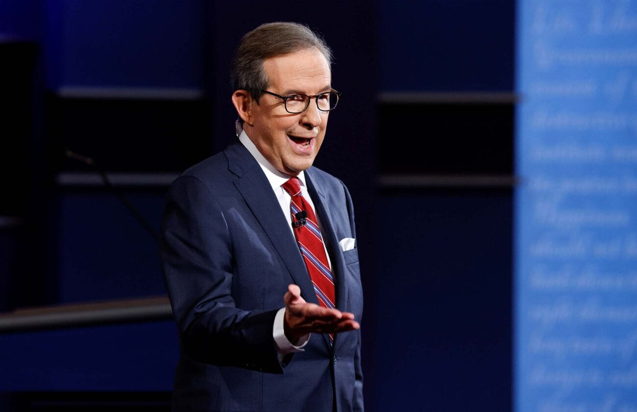 Fox News host, Chris Wallace, was the presidential debate moderator and his efforts did not escape the meme treatment.