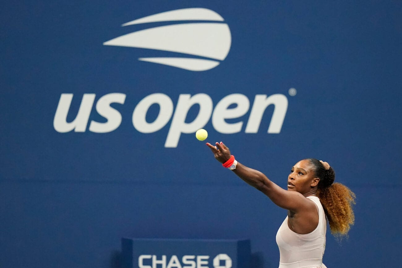The Women's U.S. Open is underway. Discover the craziest moments from the 2020 tennis matches and find out who's playing who next.