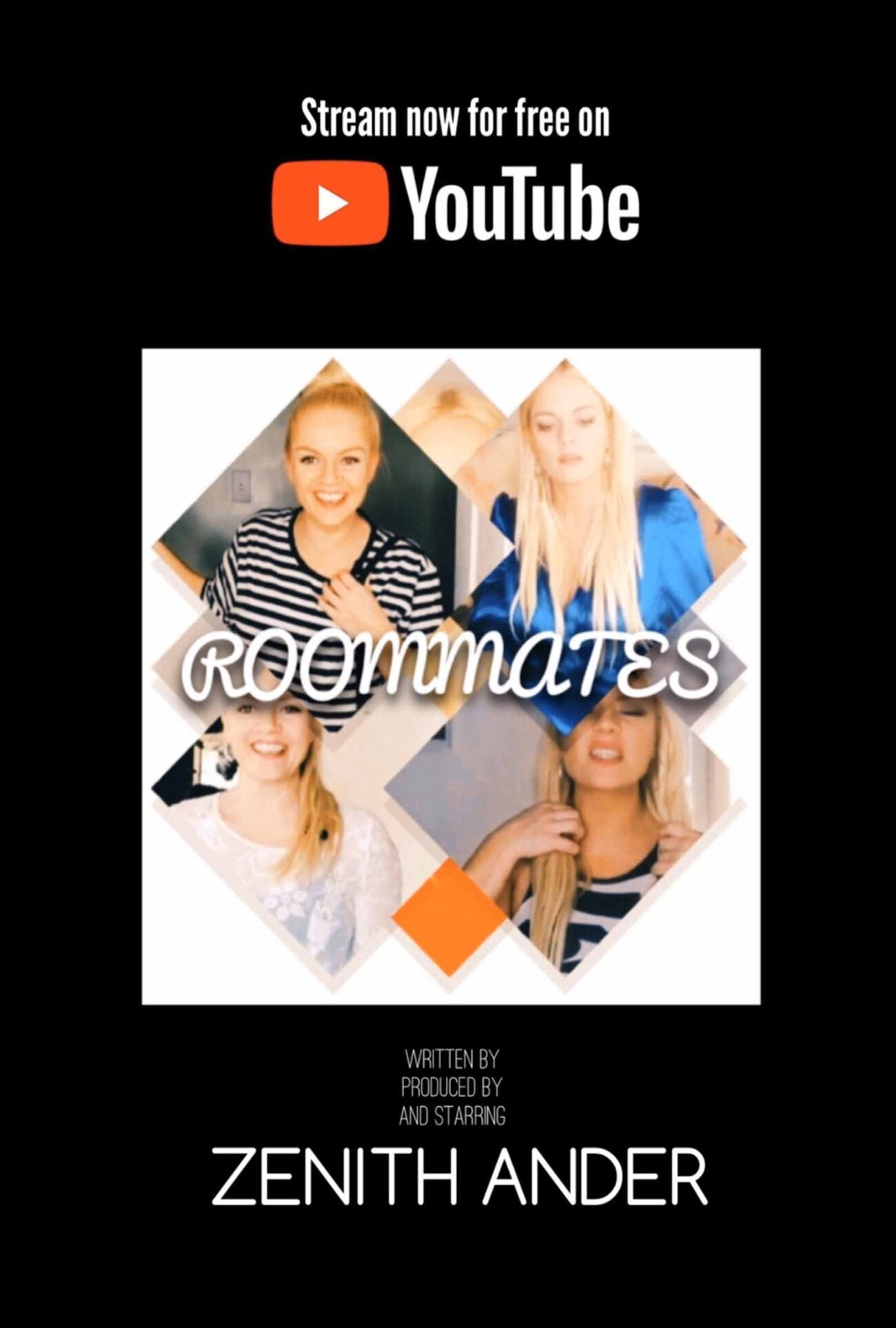 Zenith Ander has been making waves in Hollywood, and her latest web series 'Roommates' proves she's got the talent to make far.