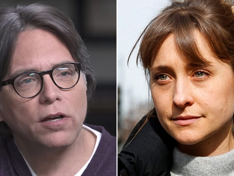 NXIVM leader Allison Mack is awaiting her sentence – but that's not keeping her from taking classes. Here's what her fellow classmates think about her.