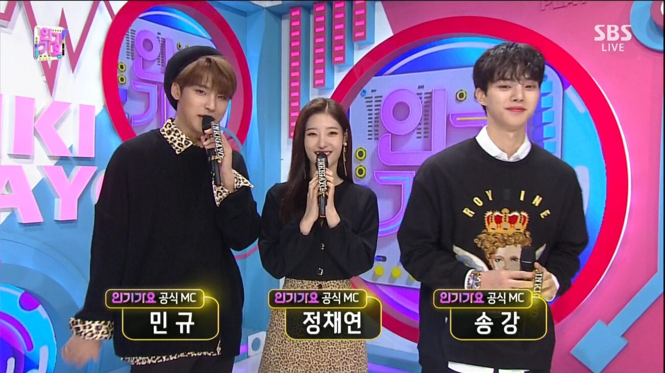 'Inkigayo' is a K-pop television show, but did you know there's an open secret about the show and its famed sandwich?
