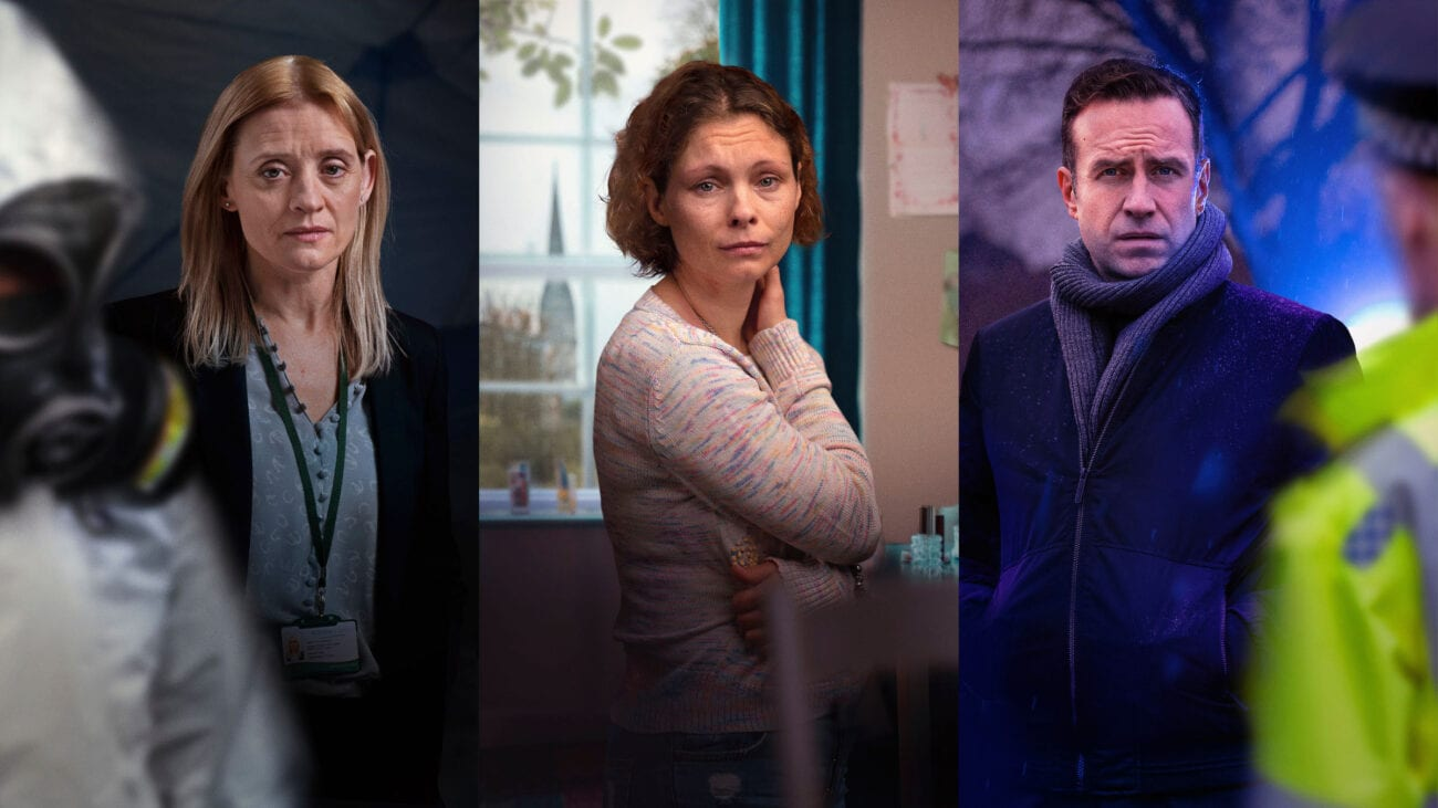 A sleepy English town targeted by chemical attacks? Here's the true story behind BBC's 'The Salisbury Poisonings' featuring Anne Marie Duff.