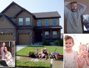 As the world watches Chris Watts's story in 'American Murder: The Family Next Door', many are pointing out the Watts family house is haunted.