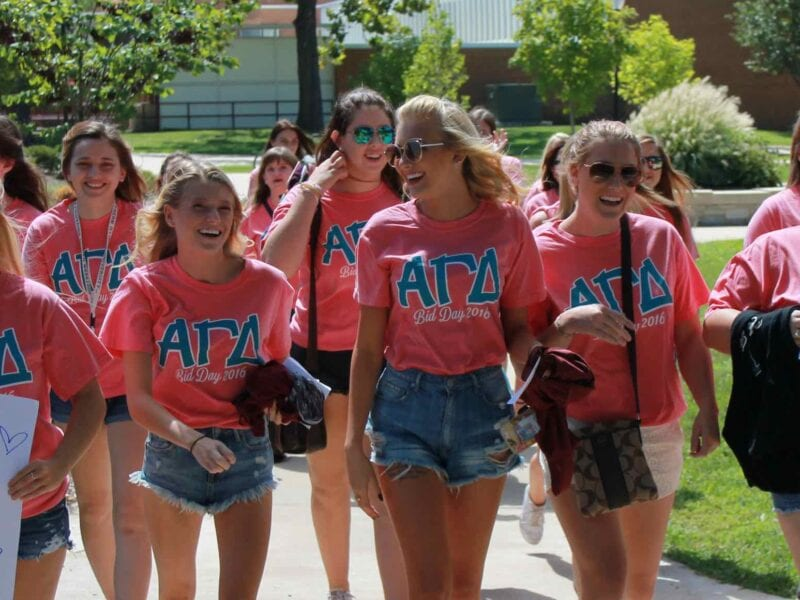 There's a movement to abolish campus Greek life, but sorority Zeta Tau Alpha is proof that this isn't as easy as some were hoping.