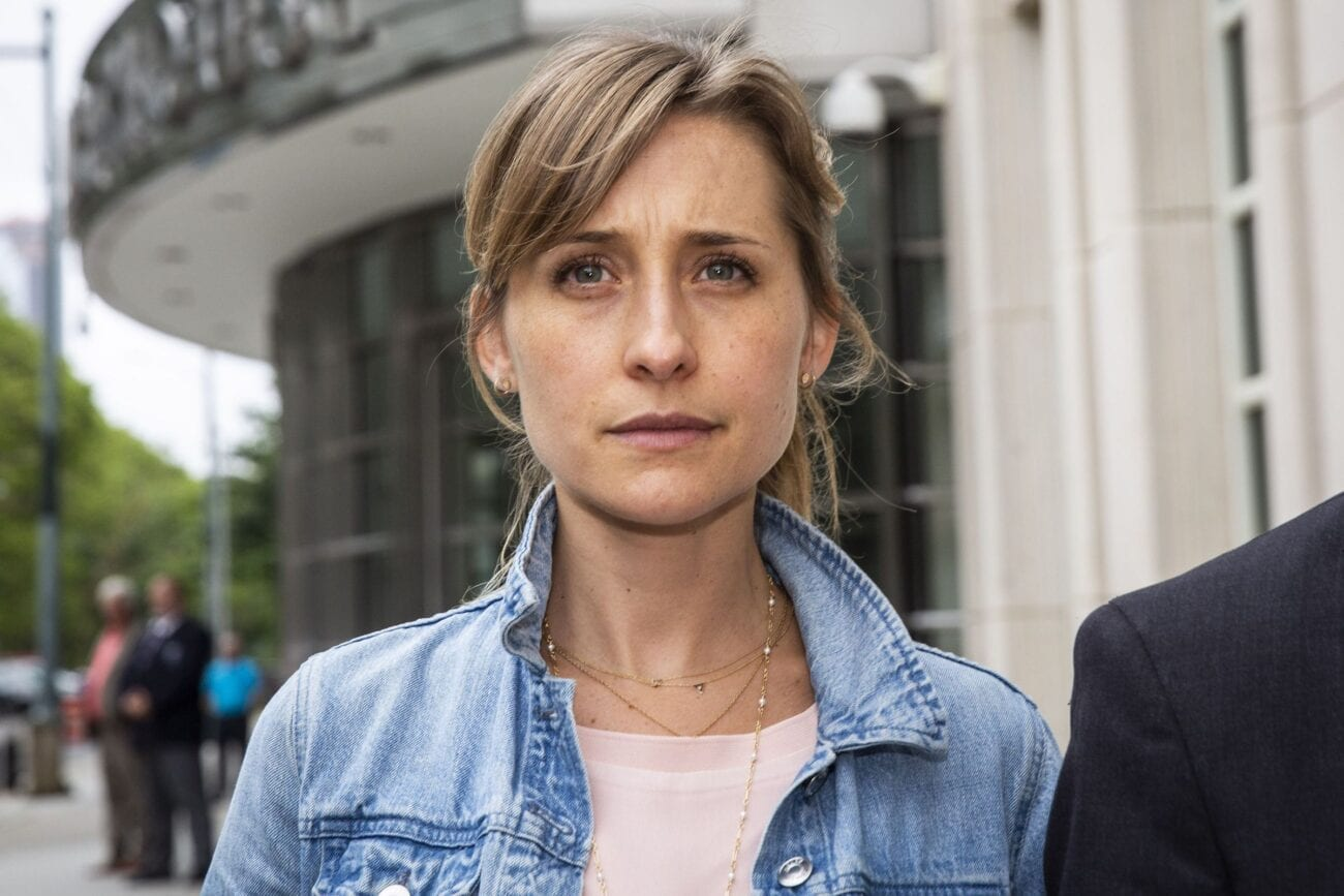 'Smallville' actress Allison Mack has been charged with sex trafficking. Here's how she became master manipulator of the NXIVM cult.