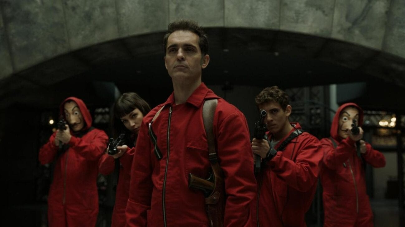 Do you think Berlin from 'Money Heist' is really dead? Delve into the fan theory that he'll be back in Season 5.