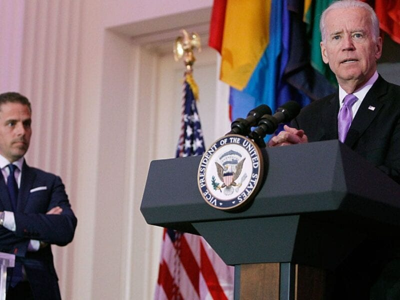 Did Hunter Biden get into shady affairs in Ukraine? Find out why Joe Biden is being accused of colluding with his son.