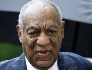 A new mugshot of infamous actor Bill Cosby shows him smirking. It looks like the face of a man who doesn't regret his crimes or sentence.