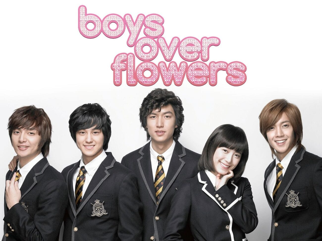 If you just can't get enough of the K-drama 'Boys Over Flowers', here are all of the adaptations you can watch to fill the void.