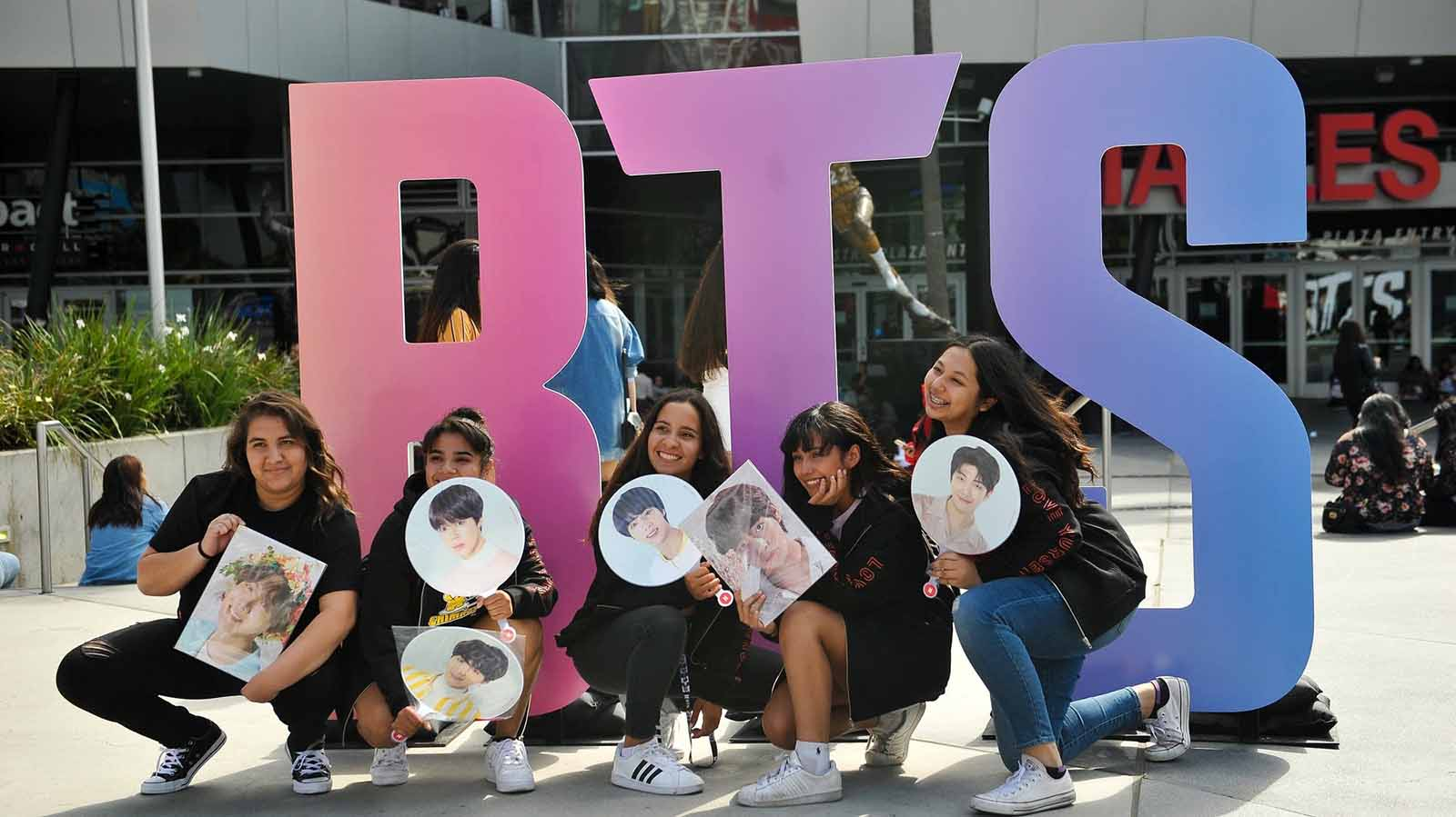 As BTS continues on their path to world domination, their loyal ARMY follows closely behind. Get to know BTS's fanbase better.
