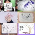 BTS ARMY, can you draw? These fans sure can! Check out the best BTS drawings online right now, from chibi to realism.