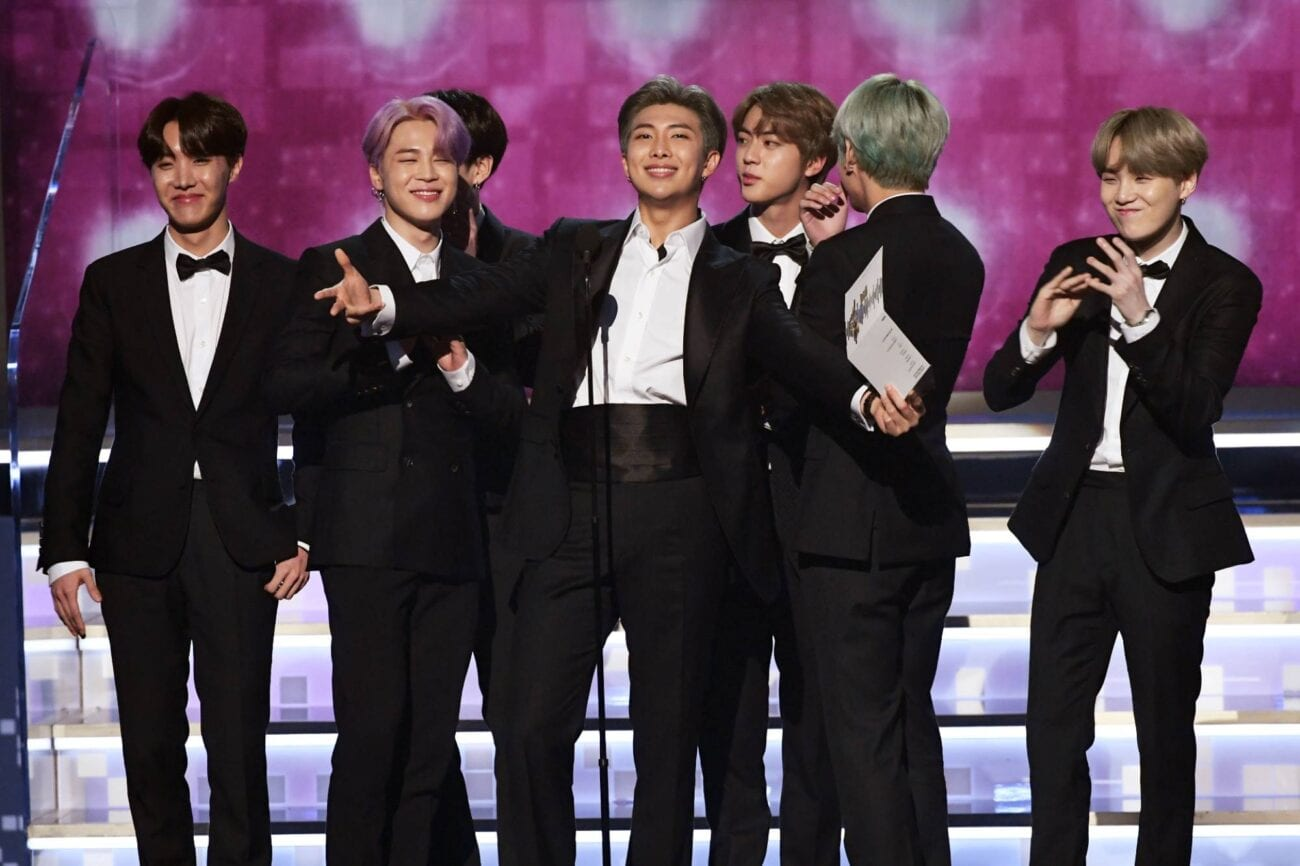 13+ Grammy Nominations 2021 Bts