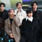 Members of BTS are reportedly single – but that doesn't curb our curiosity. We want to know if there's a special someone making V smile.