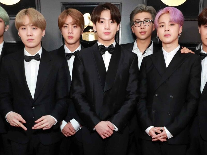 Most BTS memebers have chosen stage names to go by, but what is the meaning behind their nicknames? We've have the answers.