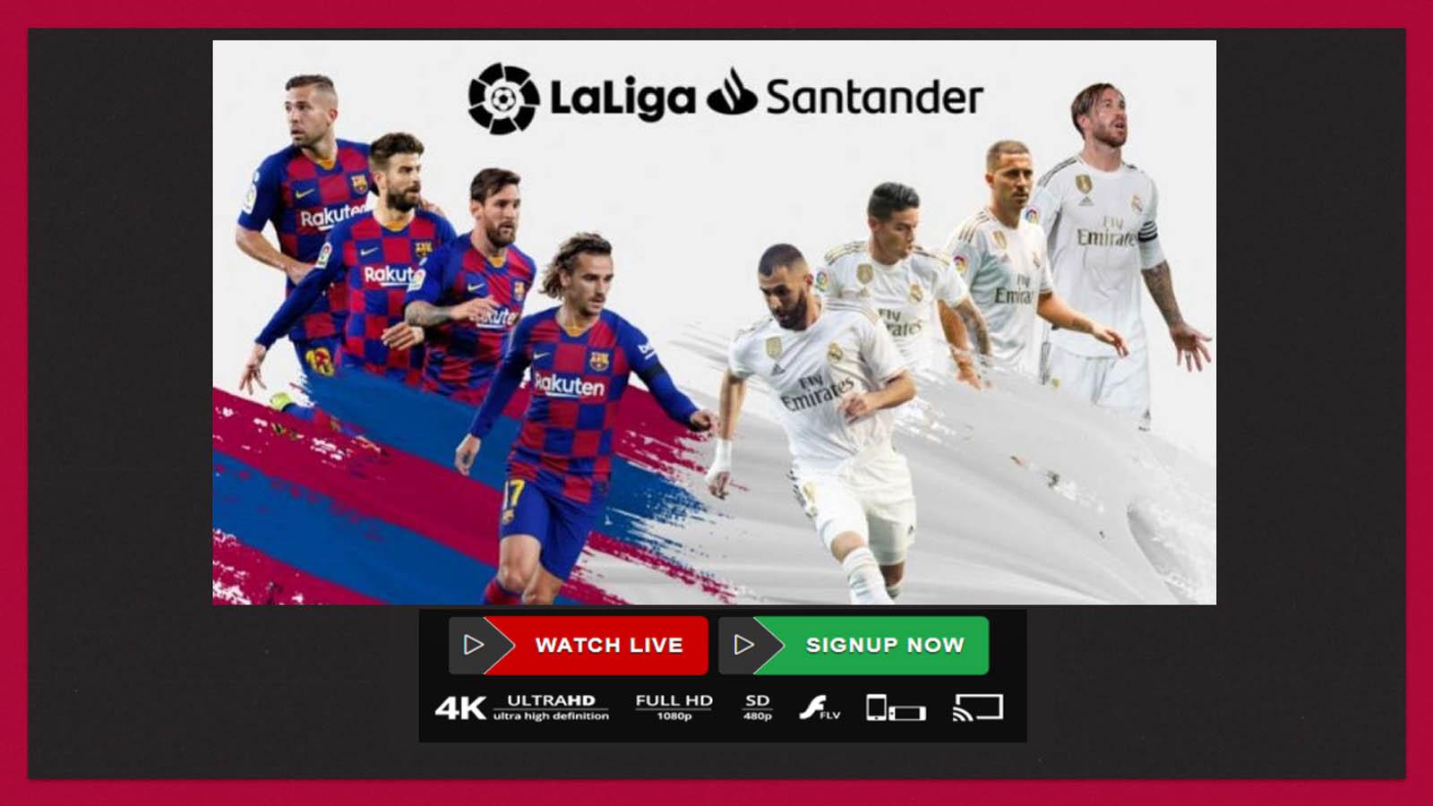 El Clasico Free Live Stream