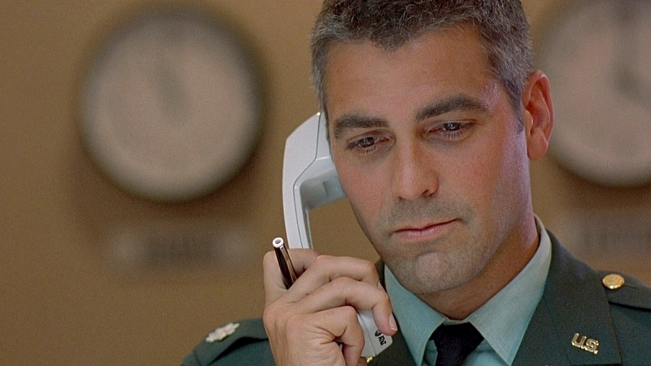 Always a silver fox: Look at these photos of a young George Clooney Clooney-07