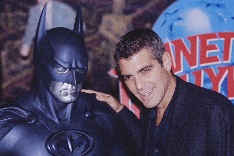 Would George Clooney ever play Batman again? What he says Clooney-batman-01