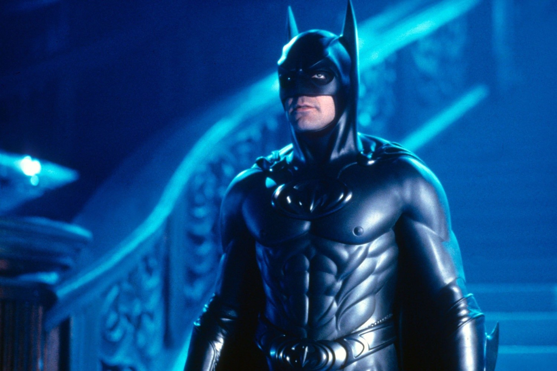 Would George Clooney ever play Batman again? What he says Clooney-batman-02