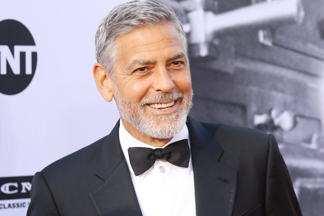 George Clooney admits he was a terrible Batman. Will the actor redeem himself with a cameo in the upcoming 'Flash' movie?