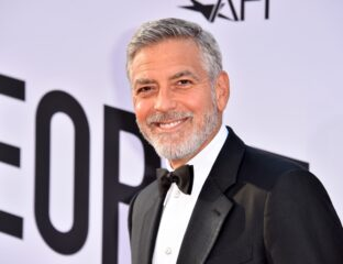 George Clooney has been in the film industry for many years, so there are bound to be some weird ones in his filmography; we went looking for them.