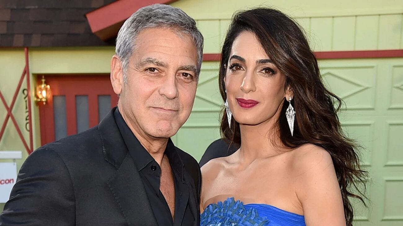 George & Amal Clooney go to great lengths to protect their kids. Is Hollywood's ex-most eligible bachelor really a good dad?