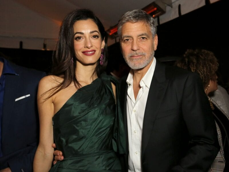 George Clooney's impeccable looks may not be enough to keep his marriage with Amal Alamuddin afloat. Here are all the rumors about Clooney and his wife.