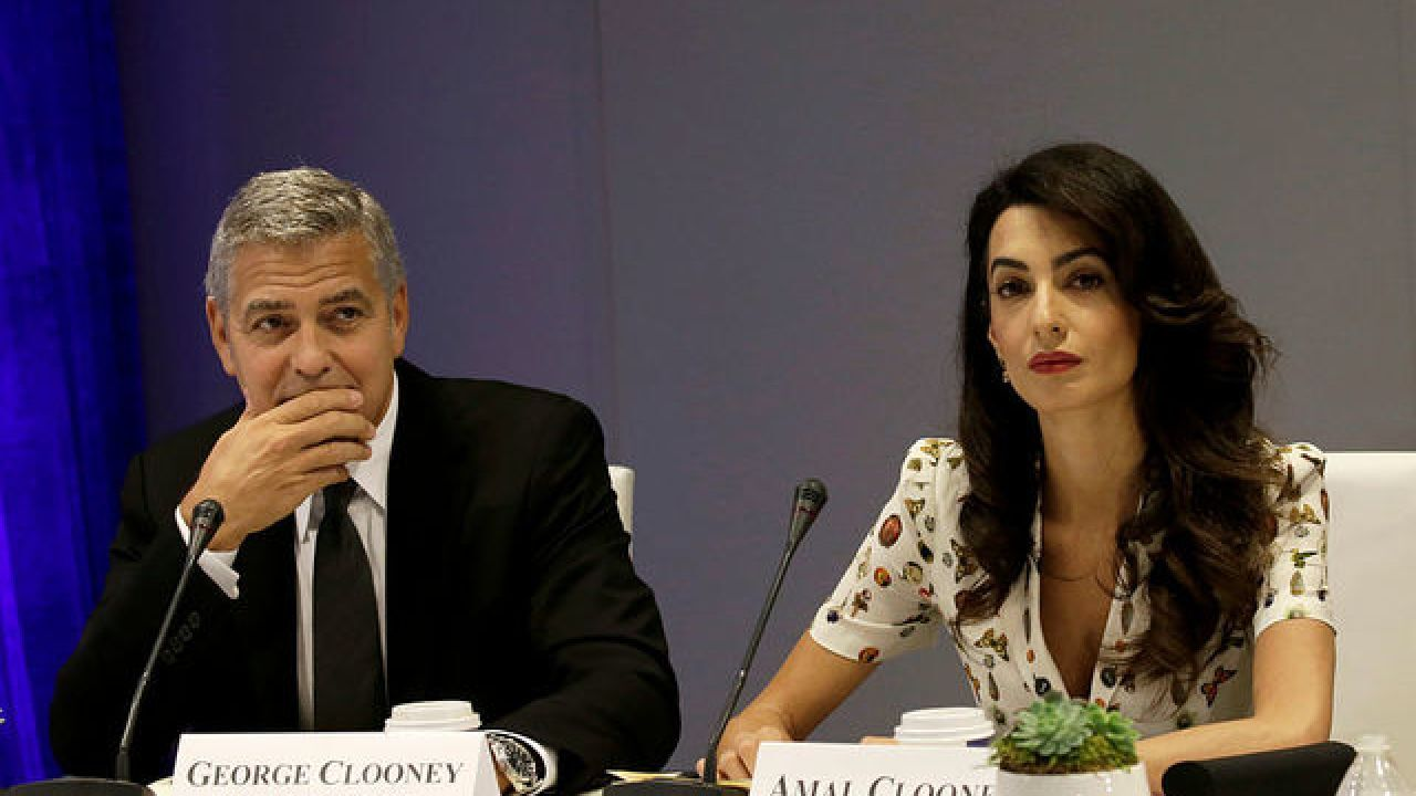 Gossip - Is George Clooney's wife packing her bags and divorcing him? Clooney04-2