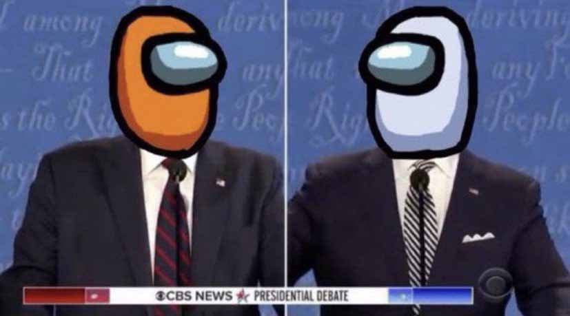 New Debate Means New Memes 2020 Presidential Debate Jokes Film Daily