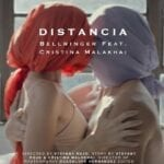 "The music video for Cristina Malakhai and Bellringer's song ""Distance"", directed by Stefany Rojo, perfectly encompasses the message of the song."