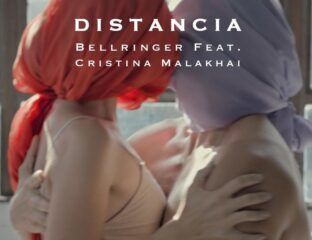 The music video for Cristina Malakhai and Bellringer's song