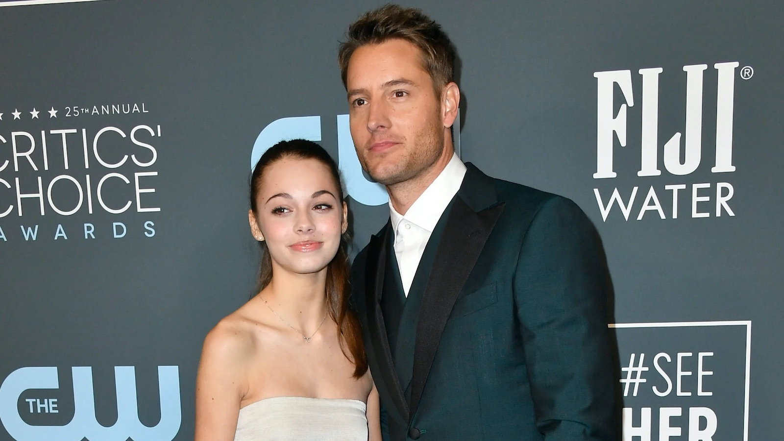 Justin Hartley is finally addressing the rumors around his divorce from ex-wife Chrishell Stause, but is he telling people to not believe her?