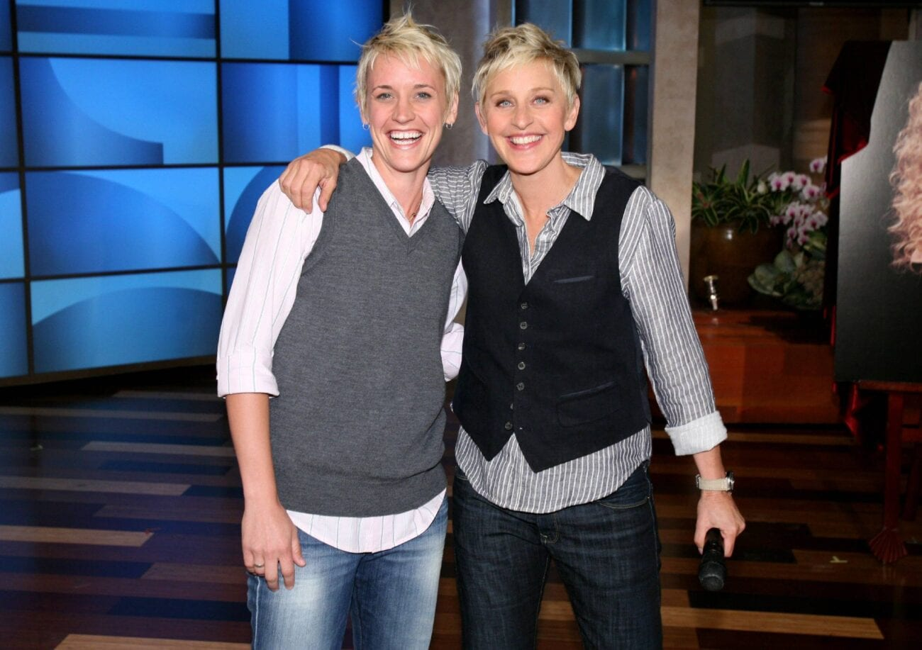 An Ellen DeGeneres lookalike needed therapy after the Queen of Mean unexpectedly used an audition reel on her talk show.