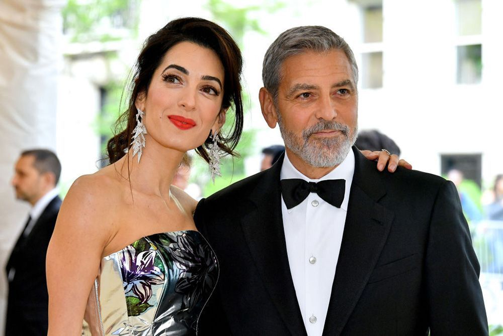 What's going on with George Clooney and his wife? Georgeclooney-07