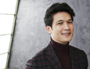 Harry Shum Jr. is set to be in a new emotional romcom and we could not be more excited. Here's how to watch the movie.