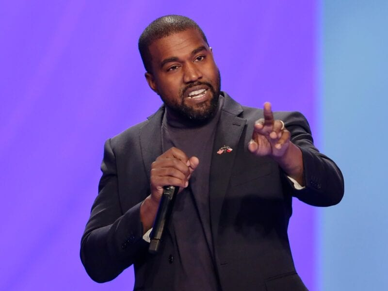 Kanye West has released a campaign video for his run for president only weeks before election day urging people to write-in his name.