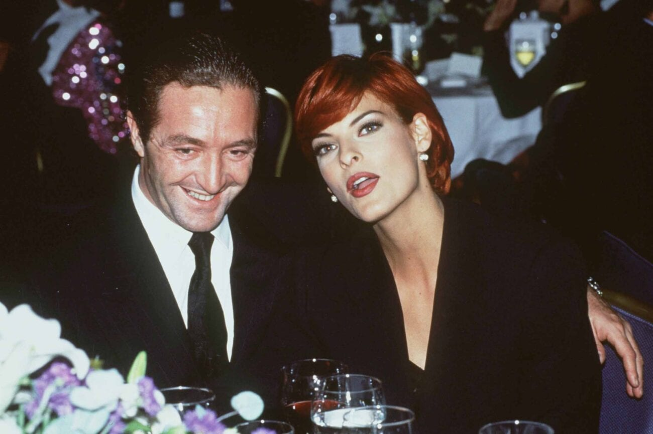 Supermodel Linda Evangelista is standing by the women coming out against her ex-husband Gerald Marie. But did he abuse her during their marriage?