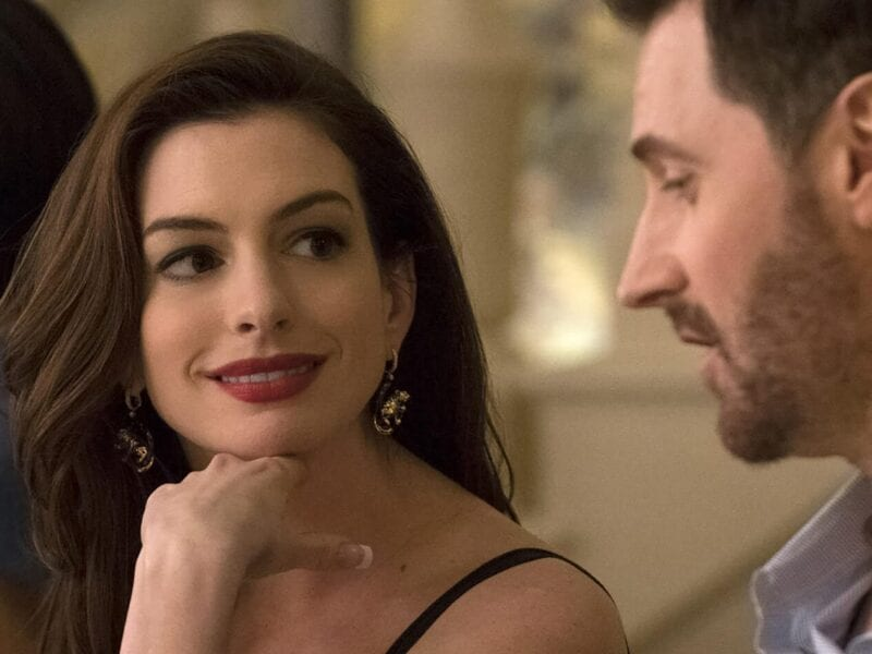 'Lockdown' is a word we're all pretty sick of these days, but now it's a movie featuring the stars Anne Hathaway and Chiwetel Ejiofor.