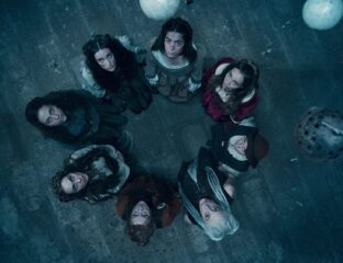 Looking for your next witching series to bingewatch this Gothtober? Join us for our review of Netflix's 'Luna Nera'.