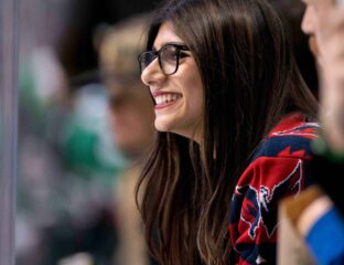 Mia Khalifa's home country of Lebanon has banned her. Here's everything you need to know about why that happened.