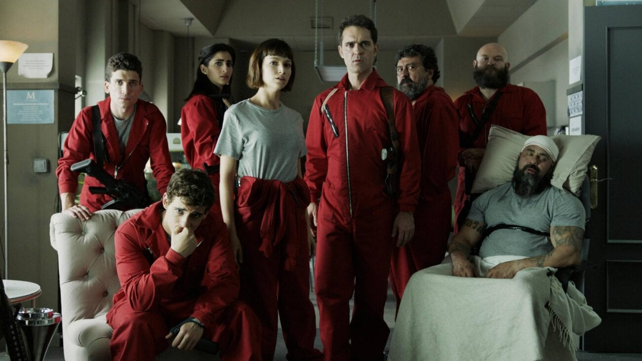 Spanish series 'La Casa de Papel', better known as 'Money Heist' is coming back to Netflix with season 5. What will happen to Lisbon?