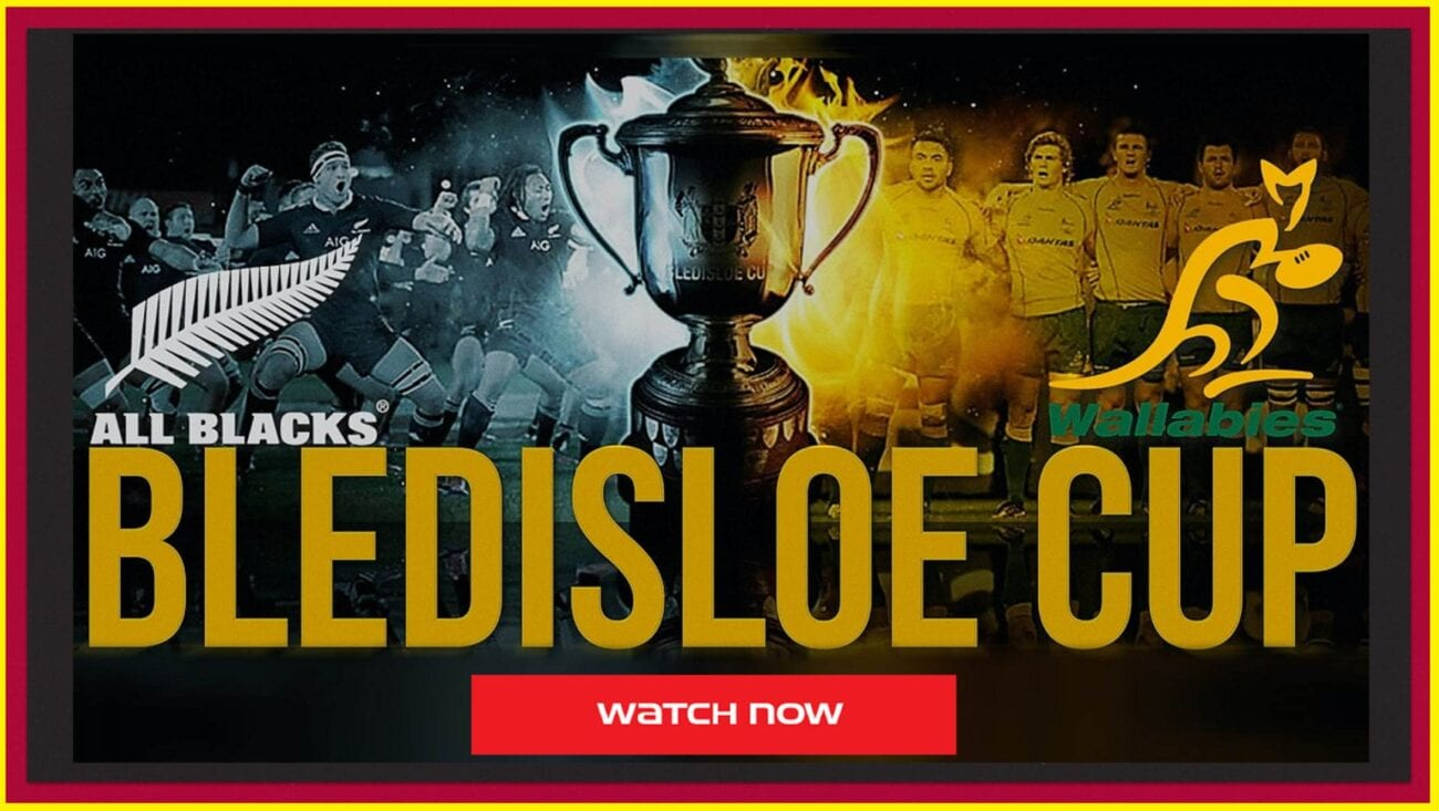 Excited to watch Rugby? Find out the different ways to stream the 2020 Bledisloe Cup online!