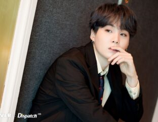 BTS rapper Suga is a total hearthrub, but what type of woman has captured his heart? Let's take a look at Suga's love history.