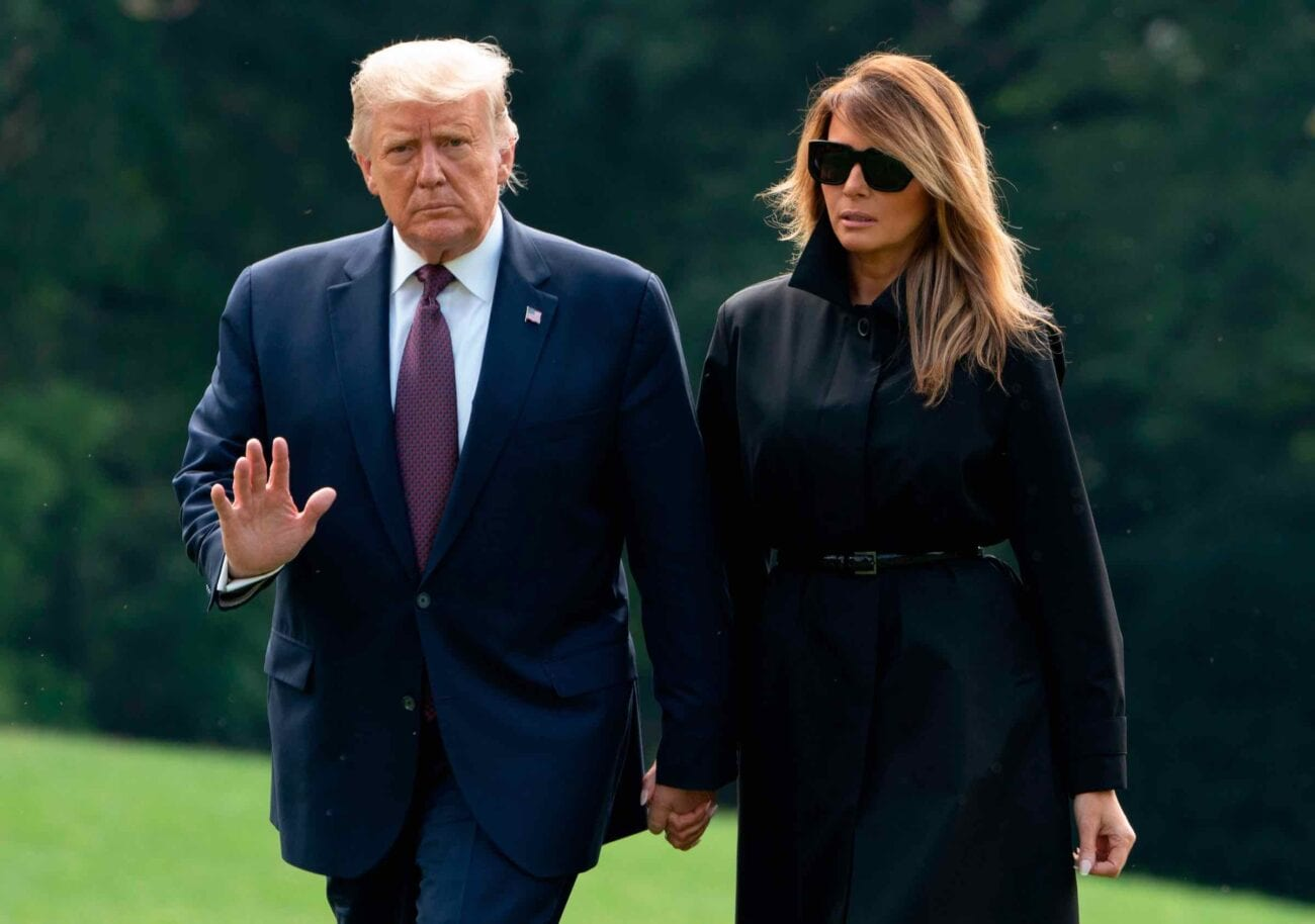 President Donald Trump and his wife, Melania, have both tested positive for COVID-19. Here's everything you need to know.