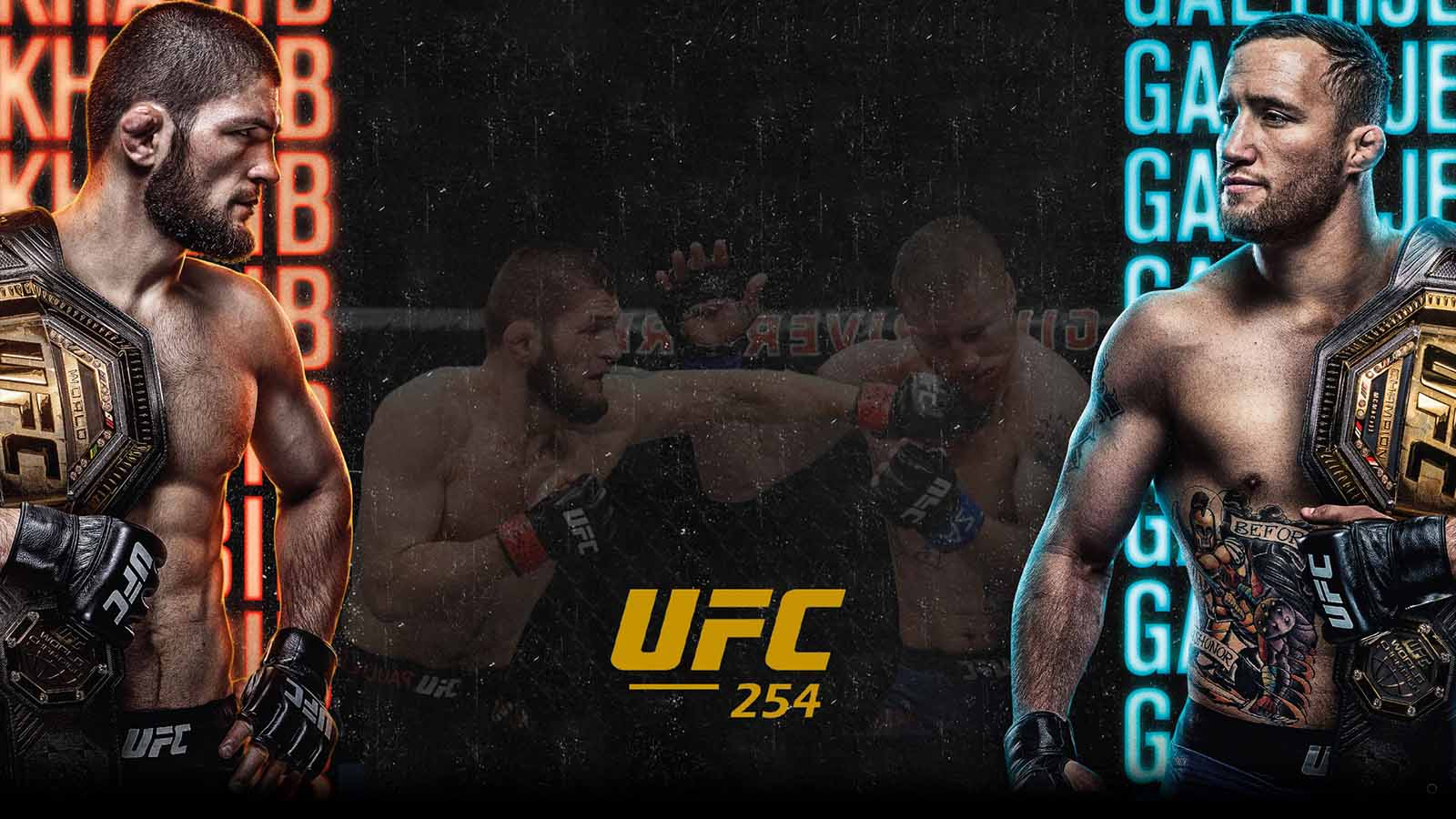 Get the best places to stream the UFC 254 main card fights live. We're here to guide you through all your options.